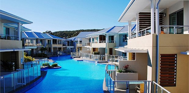 Oaks Pacific Blue Resort, Port Stephens