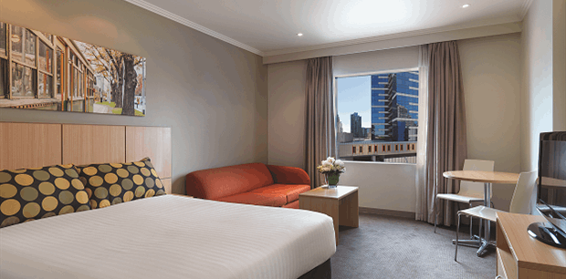 Travelodge Hotel Melbourne, Southbank