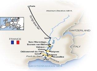 Emerald, Savoring France 2019 ex Paris to Lyon - EU Rivers ...