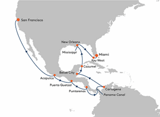 Europa, From the World of the Maya to Sunshine Coast ex San ...