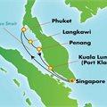Phuket, Langkawi & Penang - Sailaway Savings