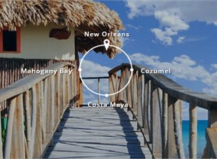 Glory, The Western Caribbean ex New Orleans Return
