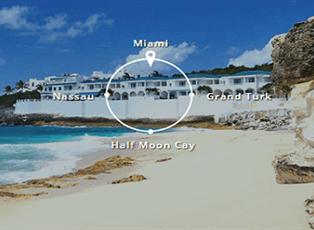 Sensation, Eastern Caribbean ex Miami Return
