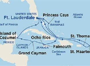 Caribbean East/West Adventurer - Landmark Sale - Caribbean