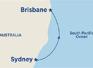 Sapphire, Australia Getaway ex Sydney to Brisbane