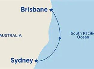 Sun, Australia Getaway ex Sydney to Brisbane
