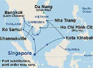 Grand, Southeast Asia ex Singapore Return