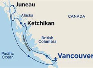 Star, Alaska Sampler ex Vancouver Return