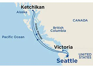 Regal, Alaska Sampler ex Seattle Return