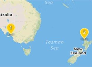 Pacific Aria, Classic Cruise ex Adelaide to Auckland