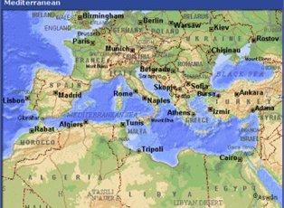 Explorer, Greek Isles ex Rome Return