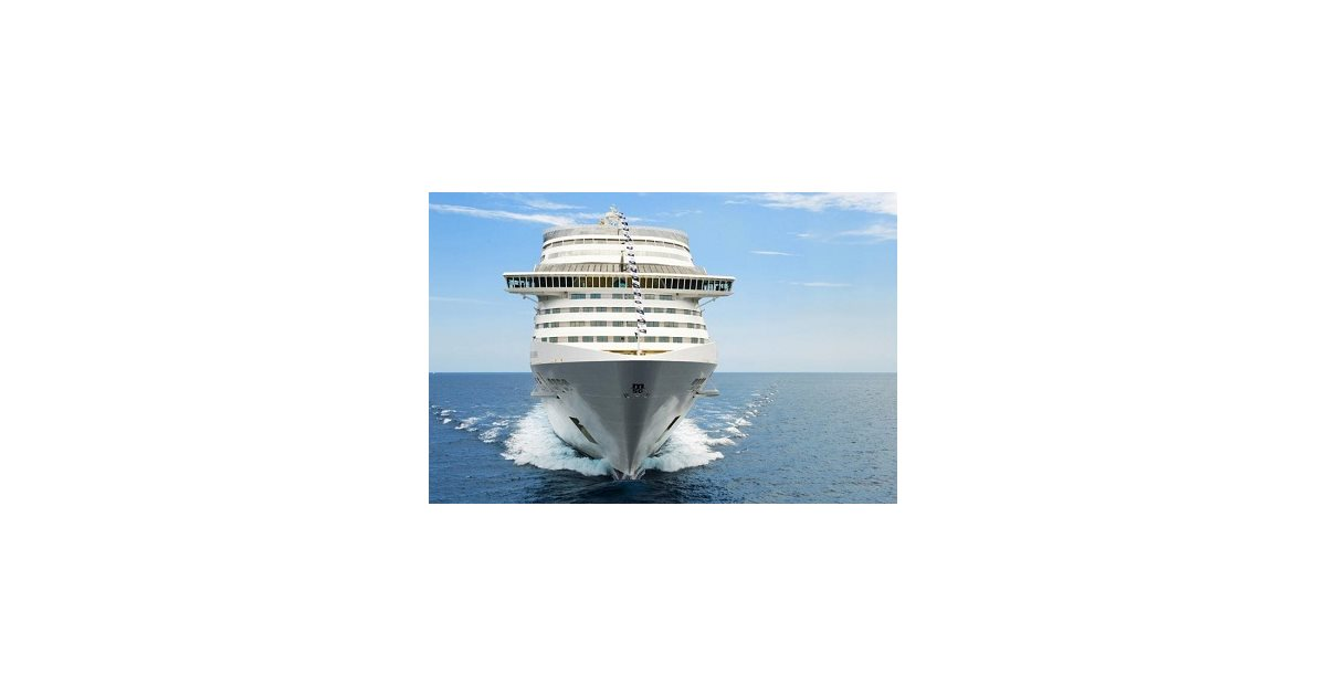 MSC Splendida | helloworld Travel NZ