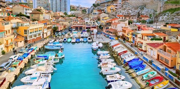 Intrepid | Cote d'Azur Sailing Adventure: Marseille to Nice
