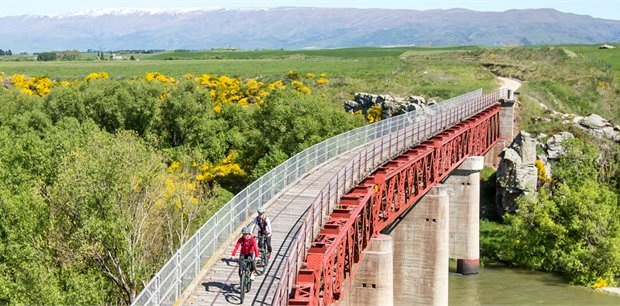 Intrepid | Cycle New Zealand South Island