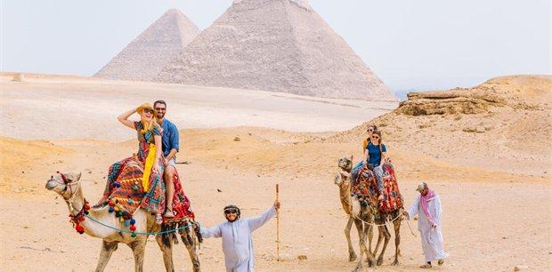 Intrepid | Egypt Experience