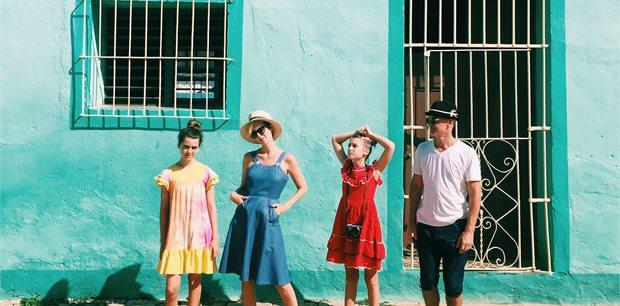 Intrepid   Cuba Family Holiday