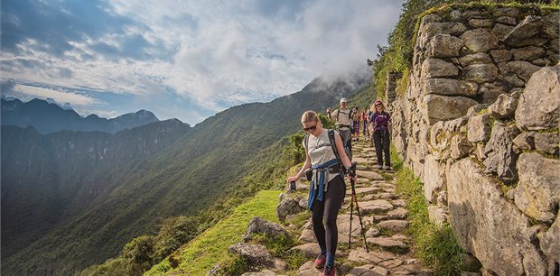 Intrepid | Inca Trail Express from Lima