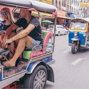 Intrepid | Real Bangkok to Singapore
