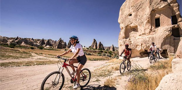 Intrepid | Turkey: Hike, Bike & Kayak