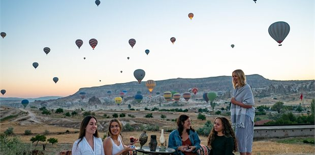Intrepid | Five Days in Cappadocia