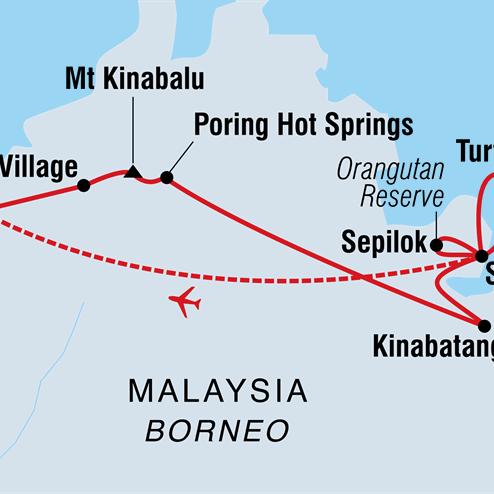 Sabah Adventure