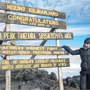 Intrepid | Kilimanjaro: Marangu Route