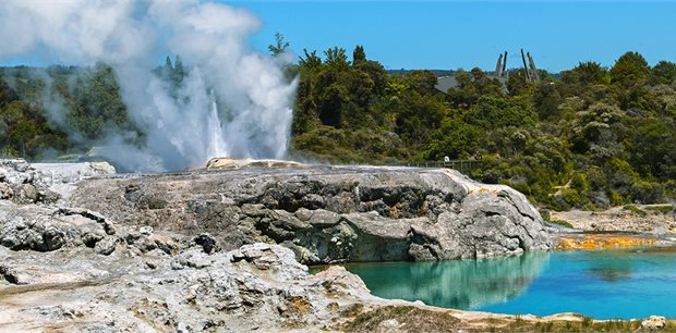 Intrepid | New Zealand North Island: Hike, Bike & Canyon