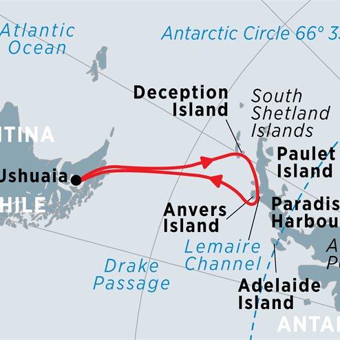 Christmas in Antarctica