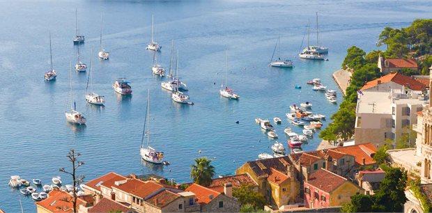 Peregrine | Croatia's Dalmatian Coast