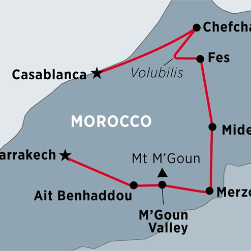 Morocco Food Explorer
