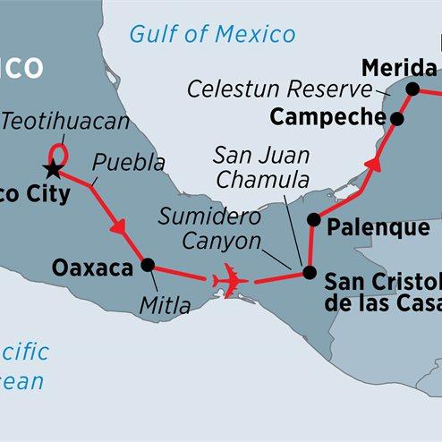 Mexico In Depth