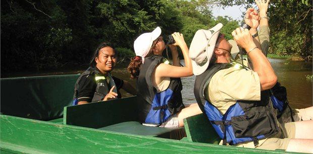 Peregrine | Borneo Adventure