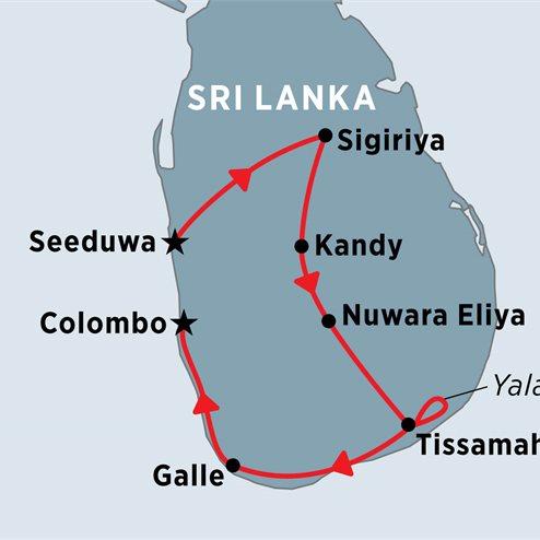 Jewels of Sri Lanka