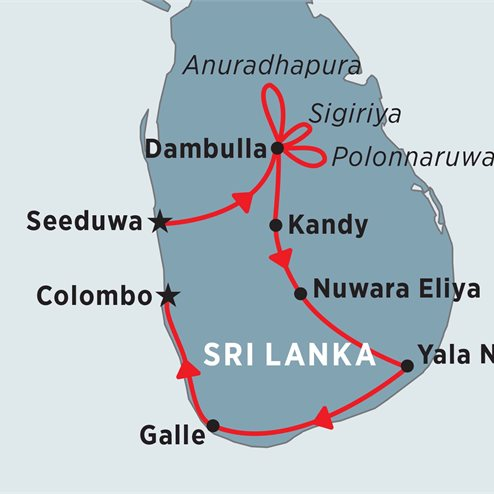 Jewels of Sri Lanka