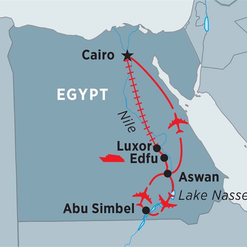 Nile Valley Highlights