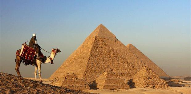 Peregrine | Pyramids, Mummies & Pharaohs