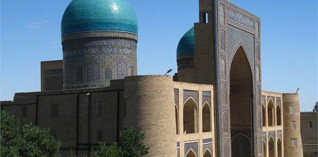 Peregrine | Jewels of Uzbekistan