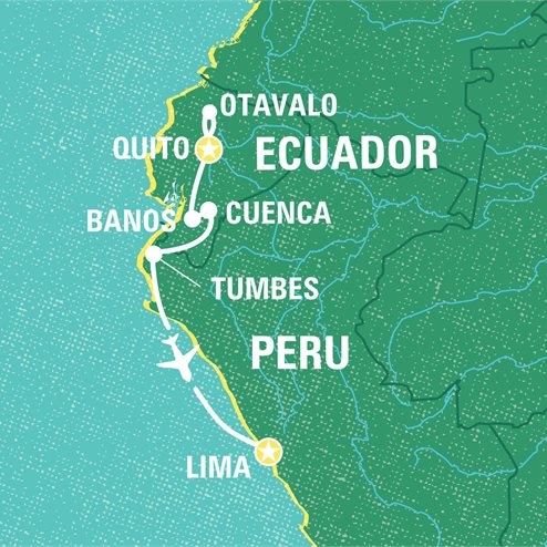 Quito to Lima Adventure