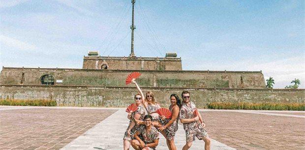 Contiki | Vietnam Experience(Twin Room,Start Ho Chi Minh City, End Hanoi)