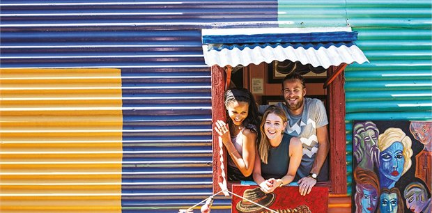 Contiki | The Latin Quest (Until Jan 2020)(With Inca Trail Trek,Start Quito, End Rio de Janeiro)