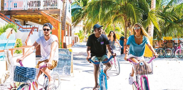 Contiki | Caribbean Encounter (From Dec 2019)(Twin Room,Start Cancun, End Antigua)