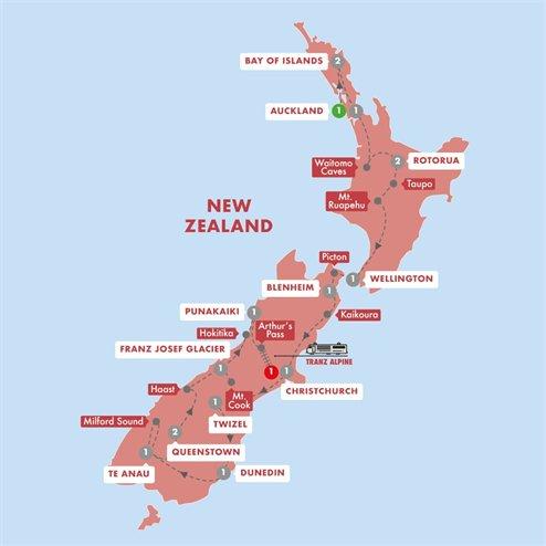 Best of New Zealand Summer 2019