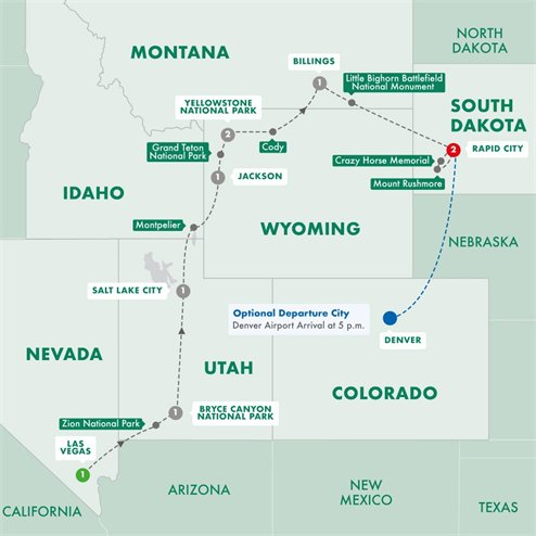 Western Frontiers end Denver Summer 2019
