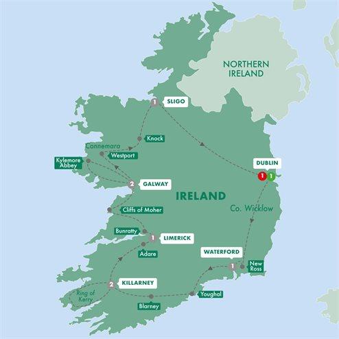 Best of Ireland Summer 2020