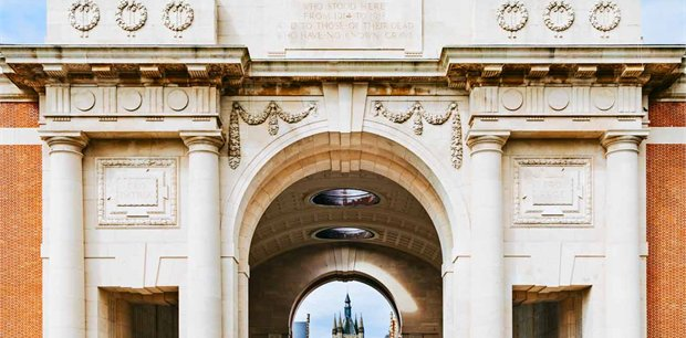 Trafalgar Tours | WWI and WWII Battlefields Summer 2019